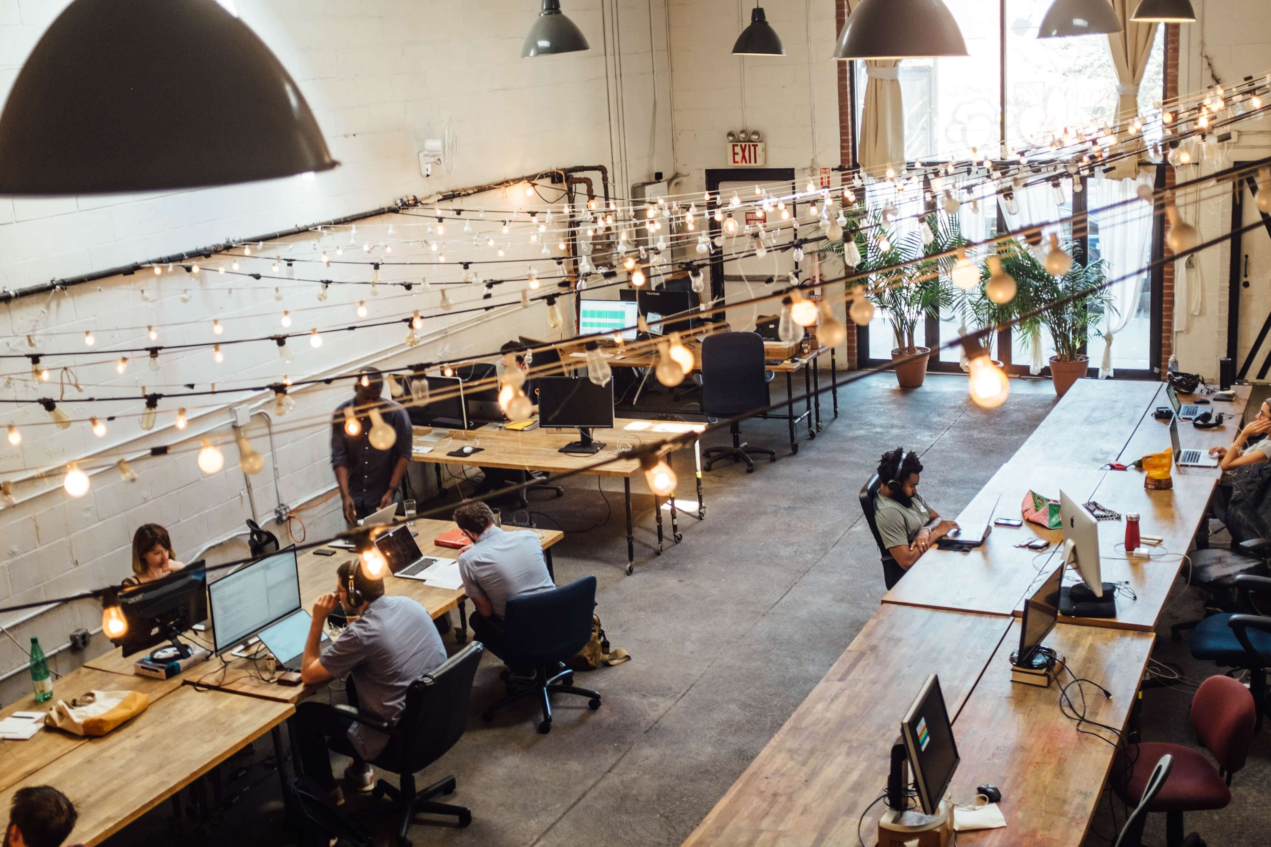 Success Storie - Industrious Office - 1