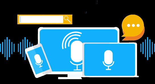 Voice control PMS Sytem